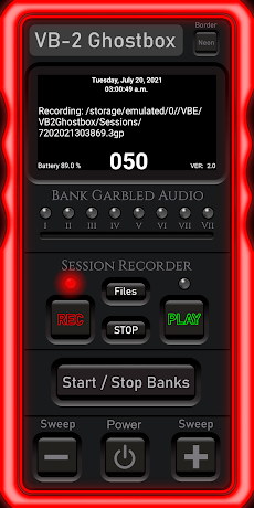 VB-2 GhostBox with Session Recorderのおすすめ画像5