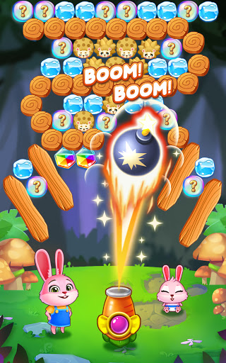 Bunny Pop Bust: Animal Forest Club  screenshots 18