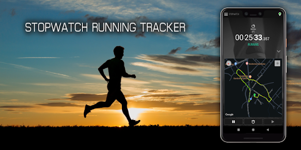 Stopwatch Run Tracker  For Pc – Free Download In 2020 – Windows And Mac 1