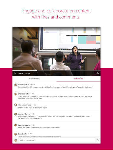 Microsoft Stream  Screenshots 8