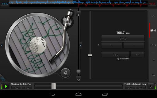 DJ Studio 5 - Free music mixer 5.5.8 Screenshots 9