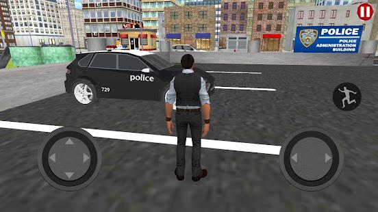 Real Police Car Driving Simulator: Car Games 2021 3.7 screenshots 2