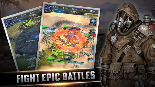 Instant War - Real-time MMO strategy game screenshots 13