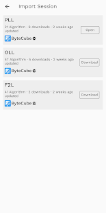 Byte Cube - Rubix Cube, Solving a rubix cube