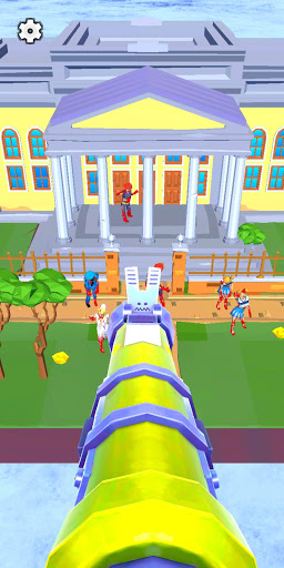 Super Sniper 2: Zombie City 1.8.2 screenshots 1