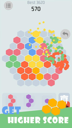 Hex Puzzle - Super fun apkmr screenshots 4