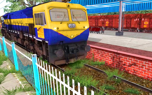 City Train Driving Simulator: Public Train screenshots 15