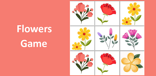 Flowersame: Flowers Match Game, Train Your Memory .APK Preview 0