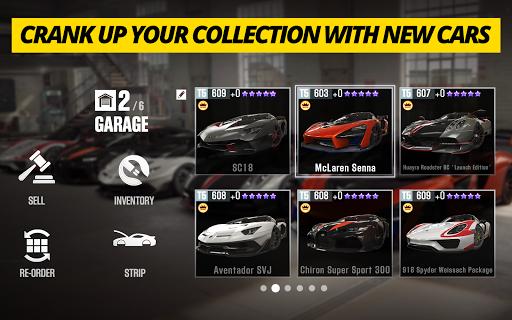 CSR Racing 2 u2013 Free Car Racing Game 2.17.4 screenshots 16