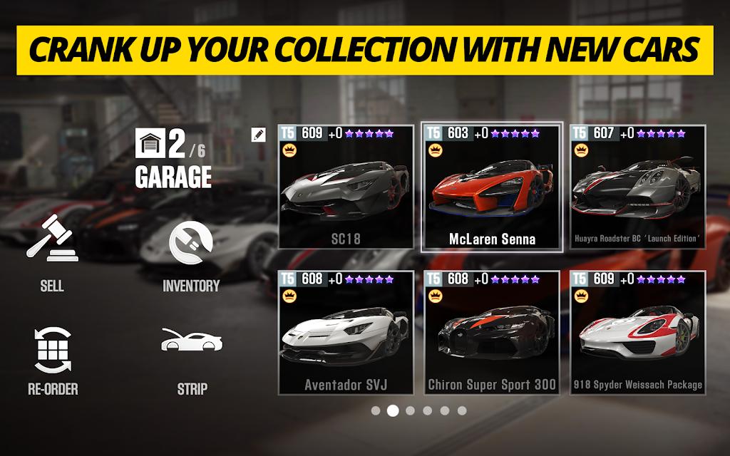 CSR Racing 2 – Free Car Racing Game  poster 3