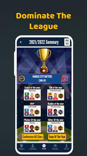 Ultimate Pro Baseball General Manager - Sport Sim  screenshots 6