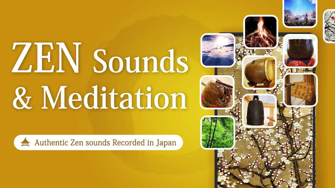 ZenOto: Meditation and Zen Sounds