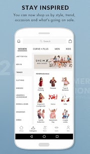 SHEIN-Fashion Shopping Online MOD APK V7.0.2 – (Unlimited Money) 5