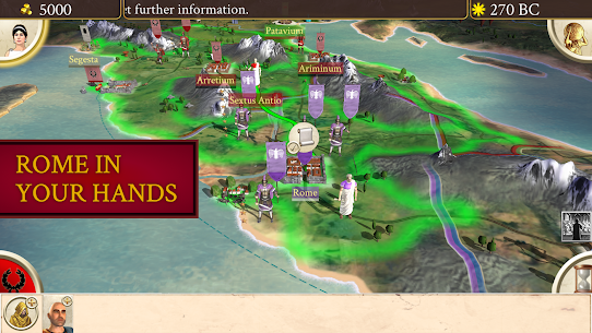 ROME: Total War APK Download For Android 2
