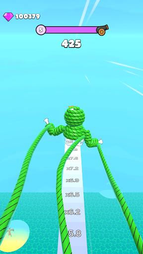 Rope-Man Run apkdebit screenshots 5