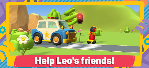 Leo the Truck 2: Jigsaw Puzzles & Cars for Kids 1.0.12 screenshots 2