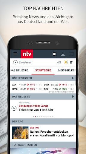 ntv Nachrichten  Screenshots 2