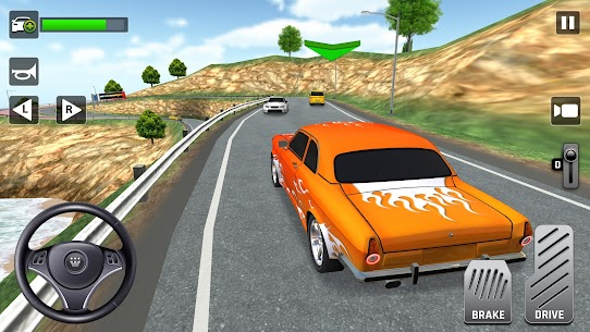 City Taxi Driving: Fun 3D Car Driver Simulator 8