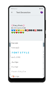 Font Style - Cool Fonts &  Emojis for social media