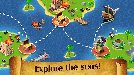 Idle Pirate Tycoon MOD APK 1.5.3 (Unlimited Money) 6