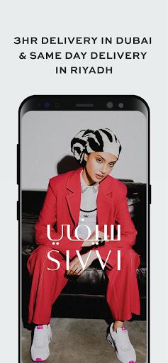 SIVVI Online Fashion Shopping modavailable screenshots 1