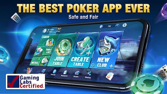 Mr. Poker: Poker with Friends 2.1.6 screenshots 1