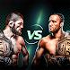 UFC リアル 混合 マーシャル アート- ボクシング ファイティング ゲーム