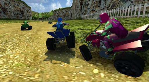 ATV Max Racer - Speed Racing Game apkdebit screenshots 3