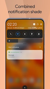 Mi Control Center Pro Mod Apk Notifications and Quick Actions 7