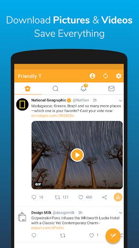 Friendly For Twitter  Screenshots 3
