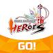 GO!ブレヒロ -ブレイブ フロンティア ヒーローズ-