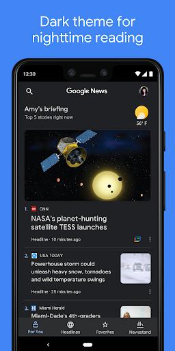 Google News - Daily Headlines android2mod screenshots 6