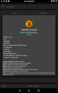 Xash3D FWGS (Old Engine) 0.19.2 Screenshots 6
