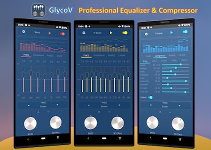 GlycoV Music equalizer, bass boost & virtualizer 2.1.1