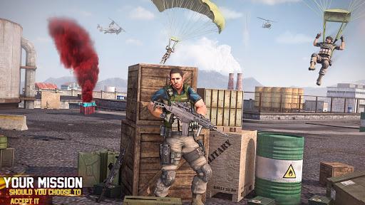FPS Encounter Shooting: New Shooting Games 2021  screenshots 2