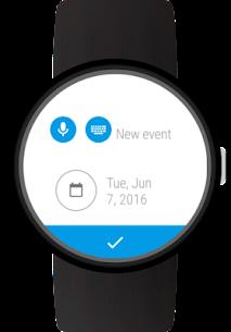 Wear OS için Takvim (Android Wear) 2