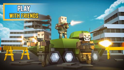 Pixel Grand Battle 3D 1.8.1 screenshots 8
