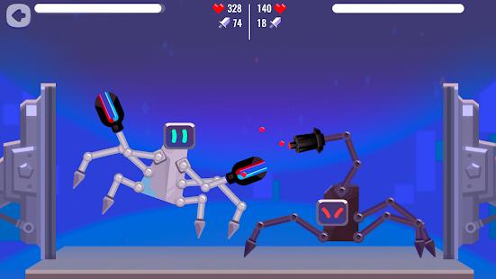 Robotica!  Immagine dello schermo