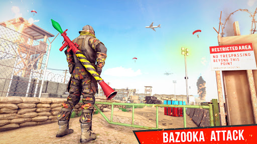 Encounter Cover Hunter 3v3 Team Battle 1.6 Screenshots 23