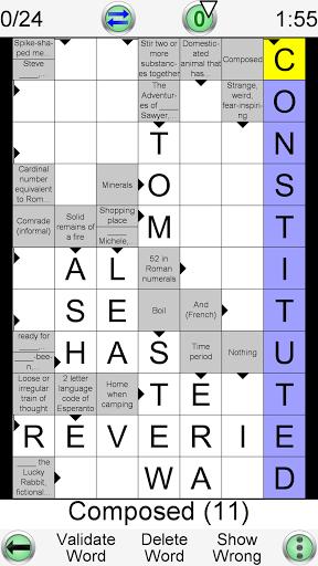 Arrow Crossword 3.0.3 screenshots 1