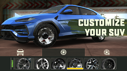 Extreme SUV Driving Simulator MOD APK 4