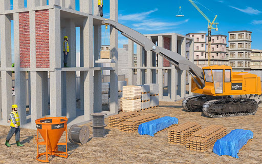 City Construction Simulator: Construction Games 1.5 screenshots 6