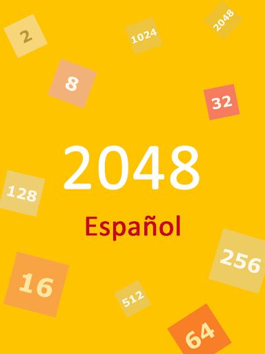 2048 [spanish version] screenshot 1