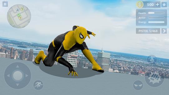 Spider Rope Hero: Crime City Battle 2