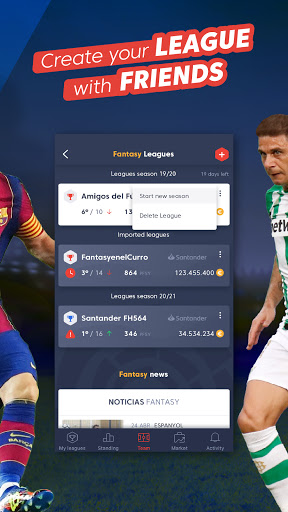 LaLiga Fantasy MARCAufe0f 2021: Soccer Manager 4.4.10 screenshots 20