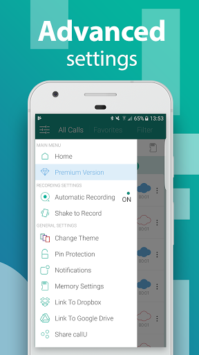 Call Recorder S9 - Automatic Call Recorder Pro 10.9 Screenshots 5