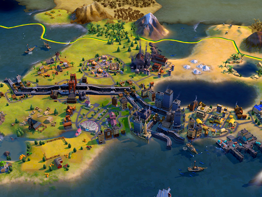 Civilization VI - Build A City | Strategy 4X Game  Screenshots 16
