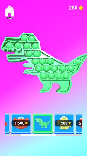 Pop It Challenge 3D! relaxing pop it games apktram screenshots 20