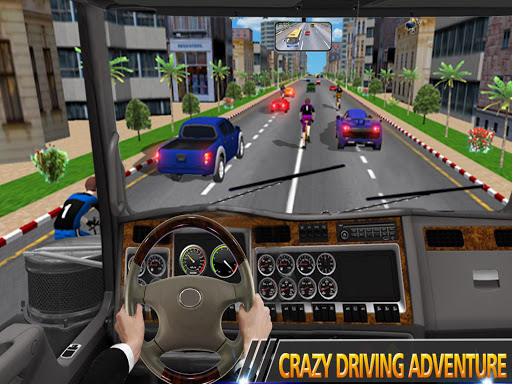 In Truck Driving New Games 2021 - Simulation Games 1.2.2 screenshots 9