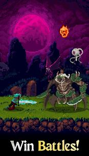 Idle Hero Slayer – Fantasy Pixel Dungeon Survival Mod Apk 1.0.06 3